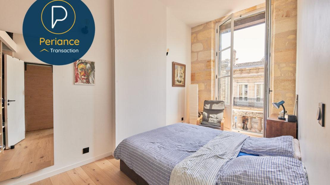 Chambre 1.1 - Appartement T3 à vendre à Bordeaux