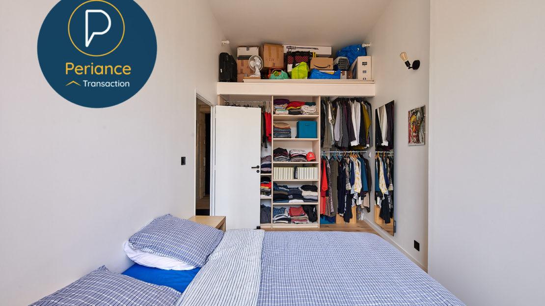 Chambre 2 - Appartement T3 à vendre à Bordeaux