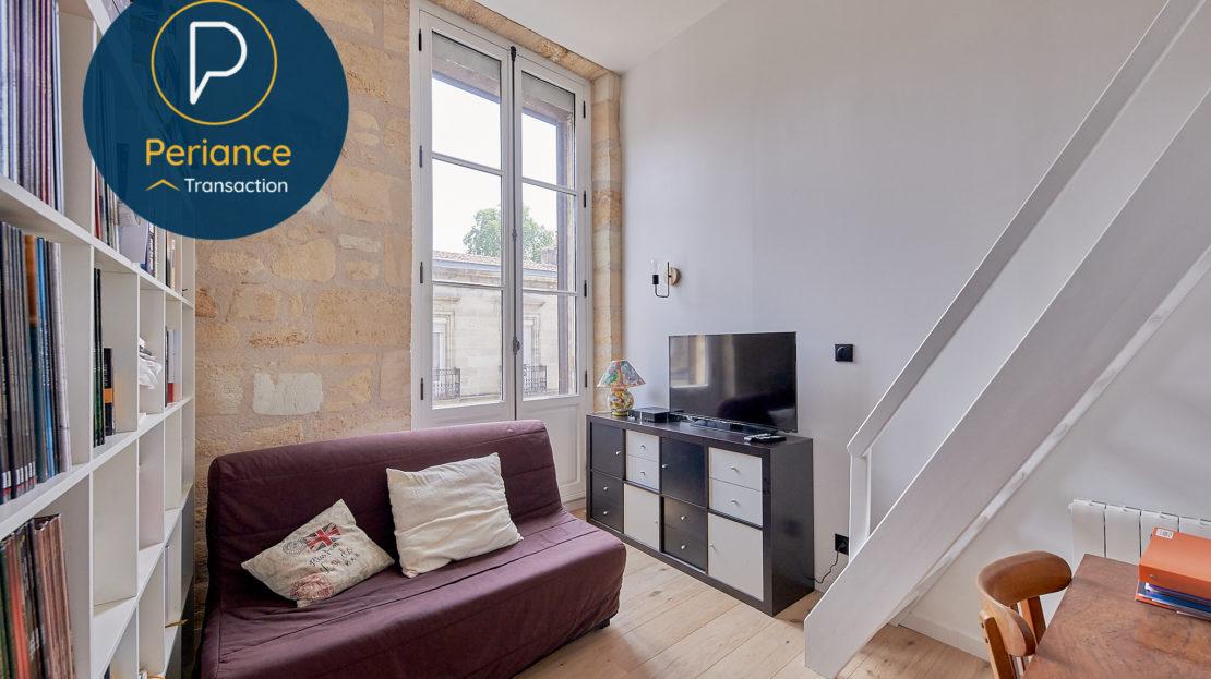 chambre 2.3- Appartement T3 à vendre à Bordeaux