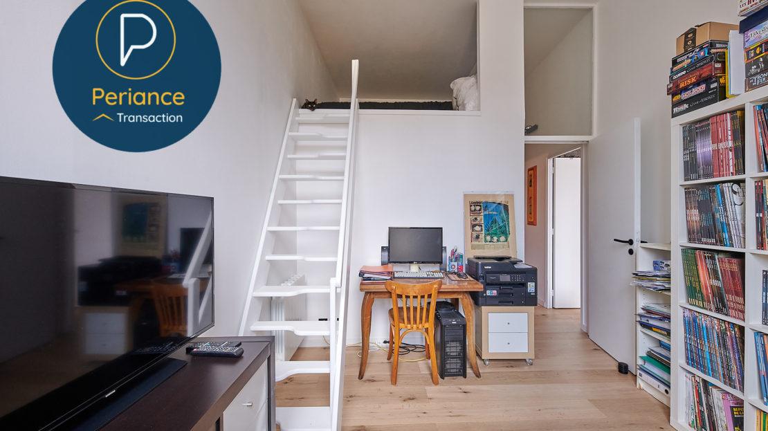 chambre 2.4 - Appartement T3 à vendre à Bordeaux