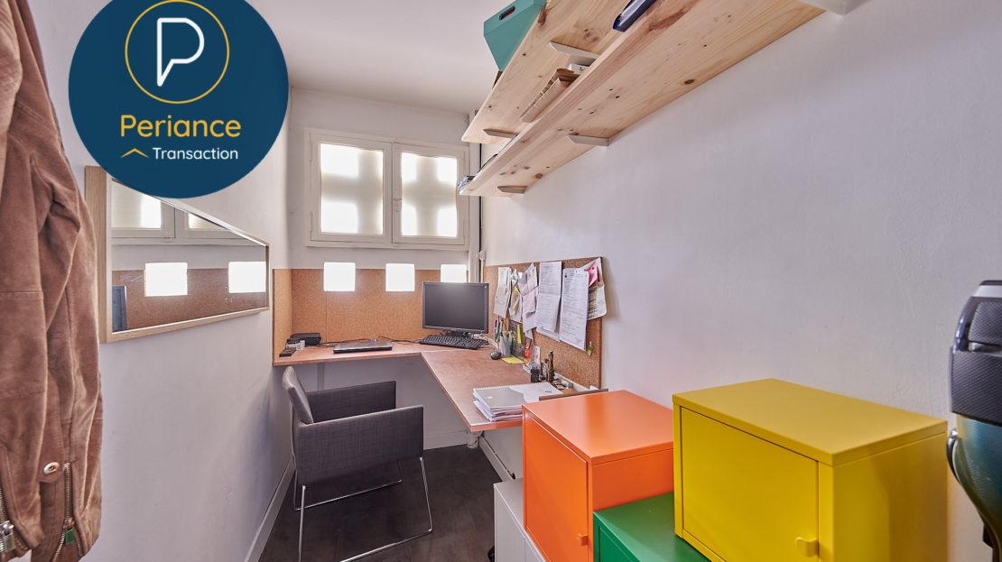 Bureau - Appartement T3 à vendre à Mérignac Centre / Pin Galant