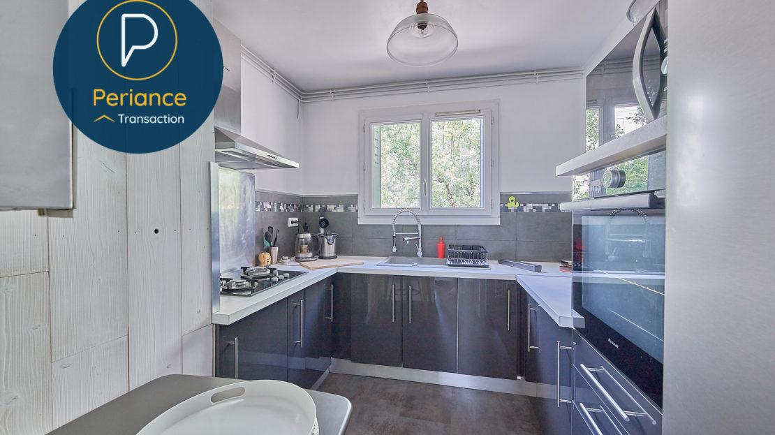 cuisine - Appartement T3 à vendre à Mérignac Centre / Pin Galant