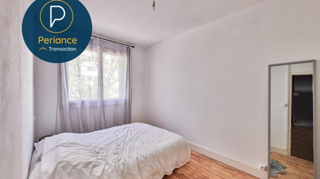 Chambre 2 - Appartement T3 à vendre à Mérignac Centre / Pin Galant