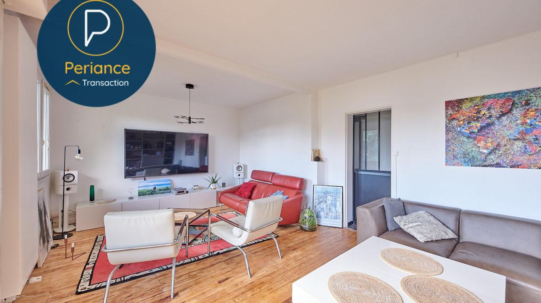 séjour 5 - Appartement T3 à vendre à Mérignac Centre / Pin Galant