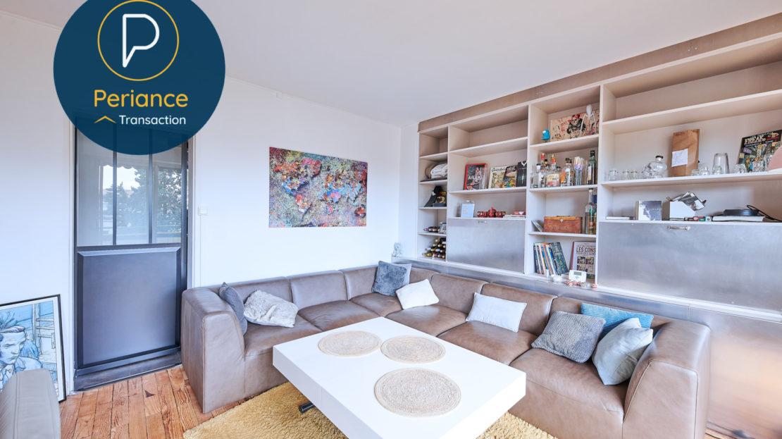 séjour 4 - Appartement T3 à vendre à Mérignac Centre / Pin Galant