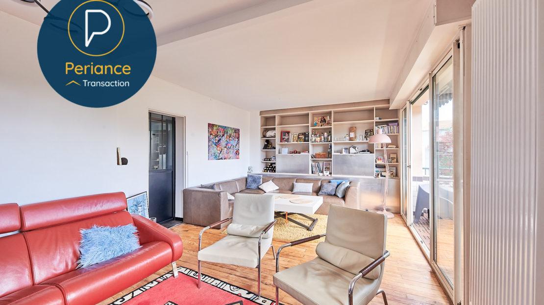 séjour 2 - Appartement T3 à vendre à Mérignac Centre / Pin Galant