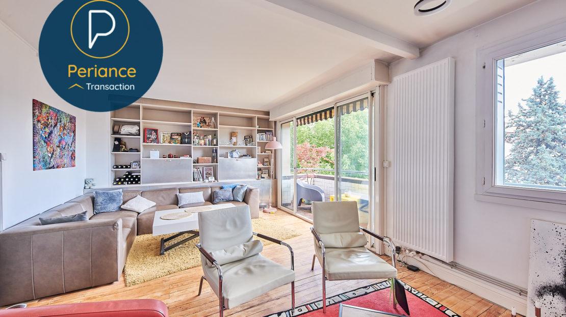Séjour - Appartement T3 à vendre à Mérignac Centre / Pin Galant
