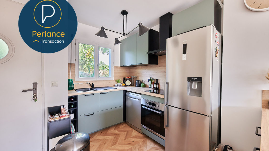 cuisine - Maison à vendre à Mérignac avec terrasse