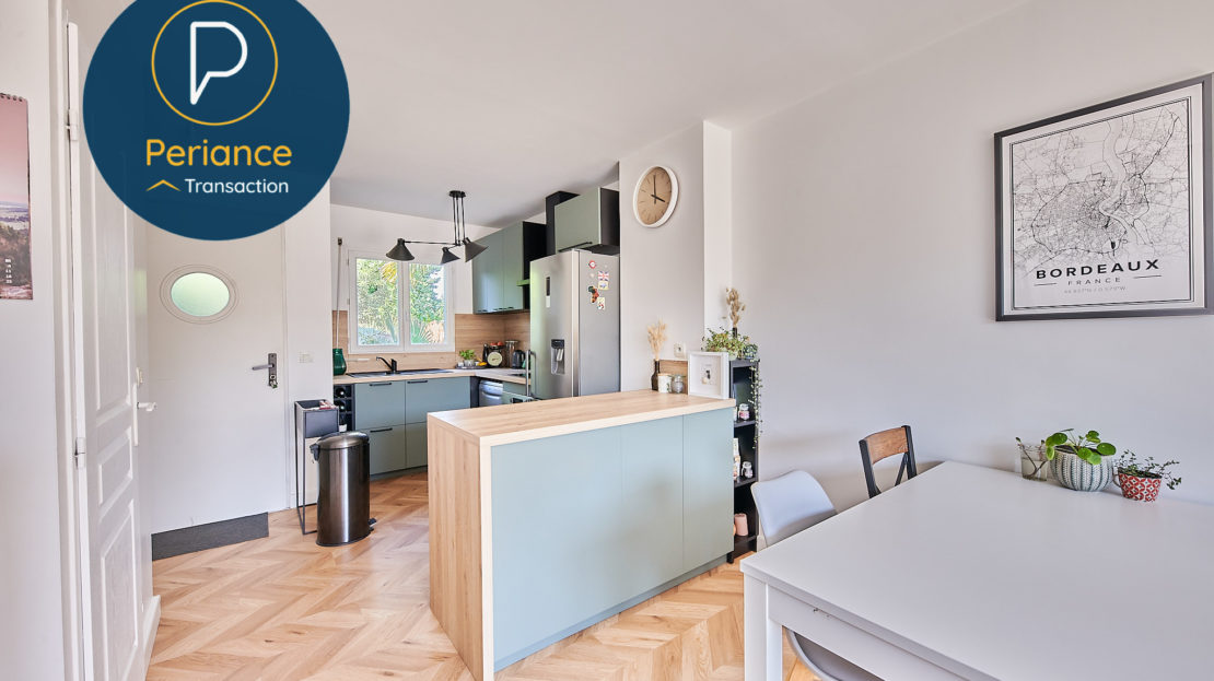 cuisine 2 - Maison à vendre à Mérignac avec terrasse