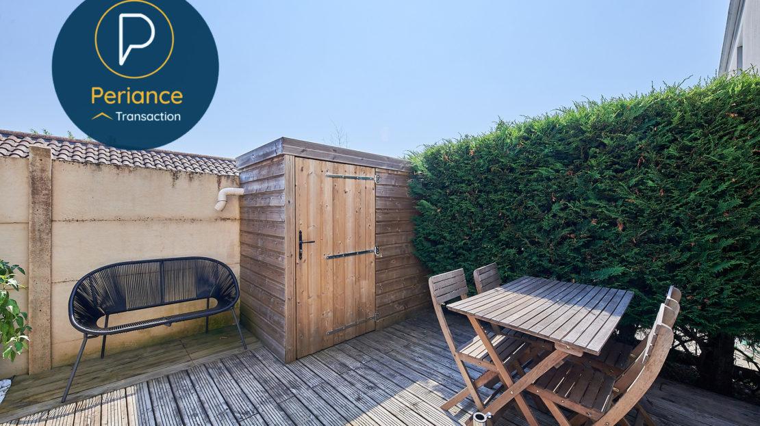 TERRASSE - Maison à vendre à Mérignac avec terrasse