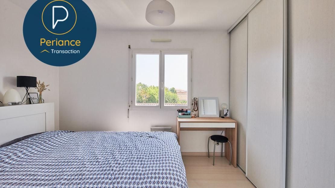 CHAMBRE 2 - Maison à vendre à Mérignac avec terrasse