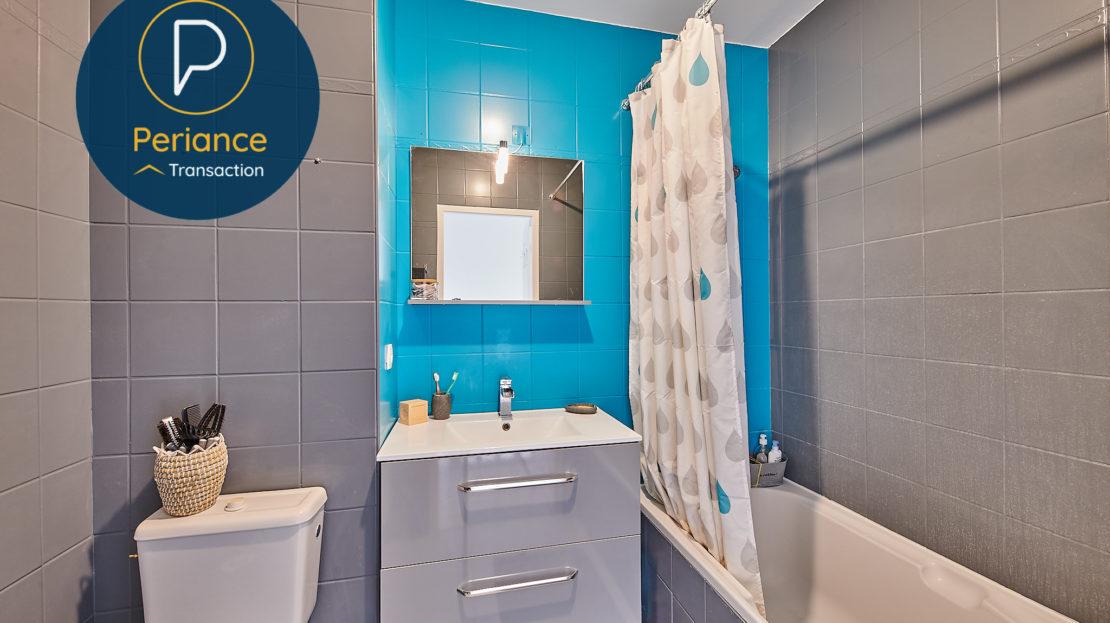 SALLE DE BAINS - Maison à vendre à Mérignac avec terrasse