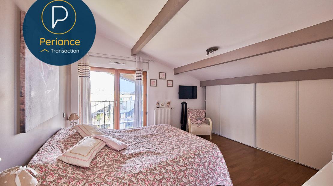 CHAMBRE 4 - Appartement à vendre Bordeaux Belcier