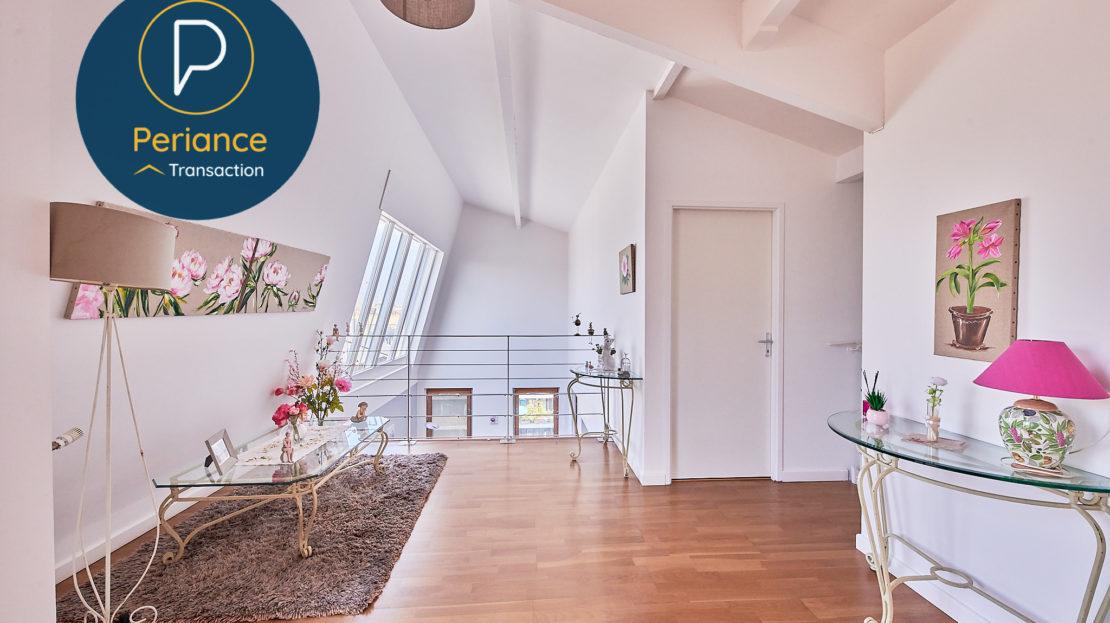 ETAGE 2 - Appartement à vendre Bordeaux Belcier