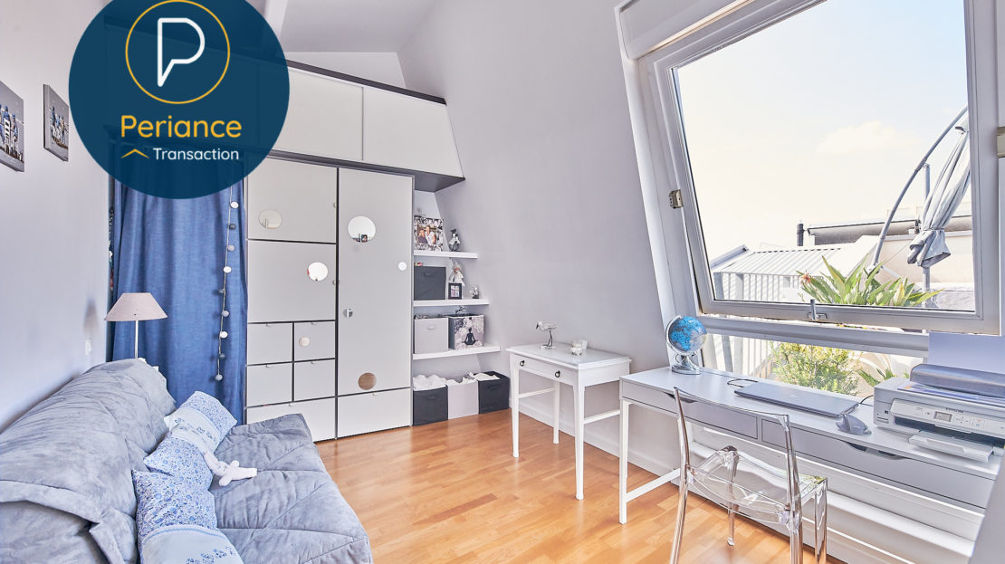 CHAMBRE 2 - Appartement à vendre Bordeaux Belcier