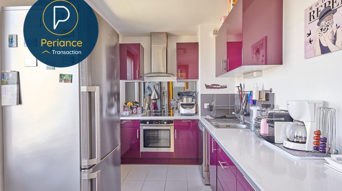 cuisine - Appartement à vendre Bordeaux Belcier