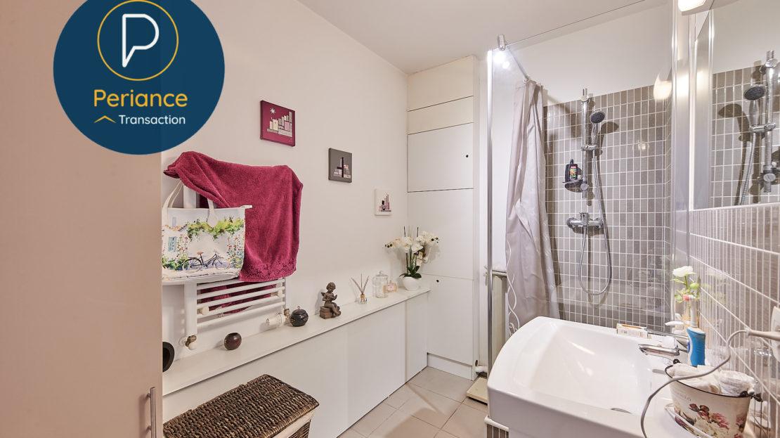 salle d'eau - Appartement à vendre Bordeaux Belcier