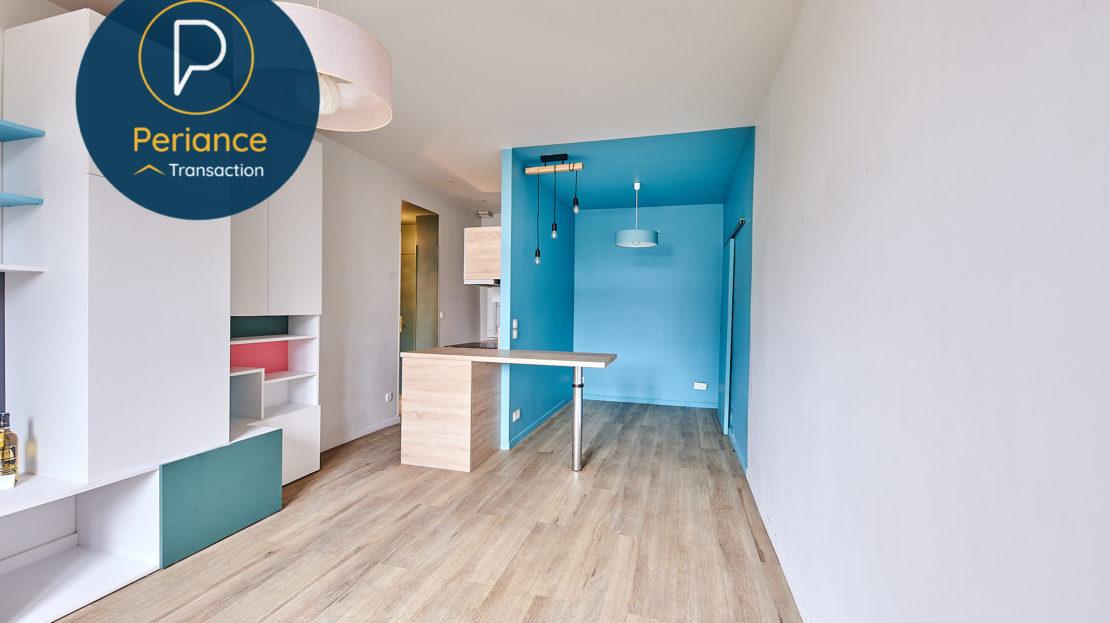 Séjour 3- Appartement T2 à vendre à Floirac