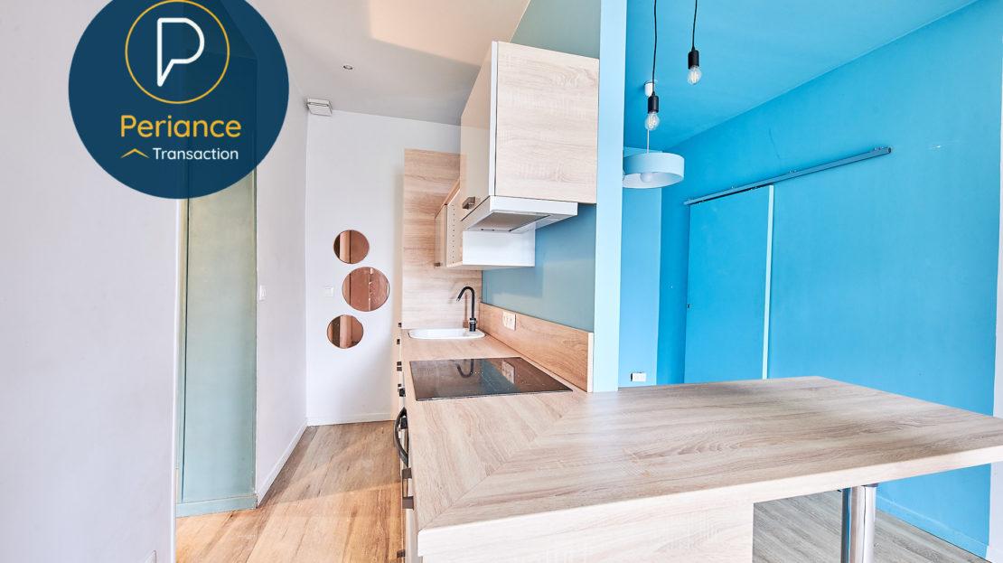 cuisine 2 - Appartement T2 à vendre à Floirac