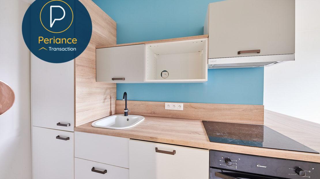 cuisine - Appartement T2 à vendre à Floirac