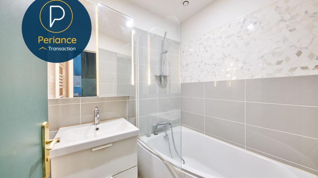 Salle de bains - Appartement T2 à vendre à Floirac