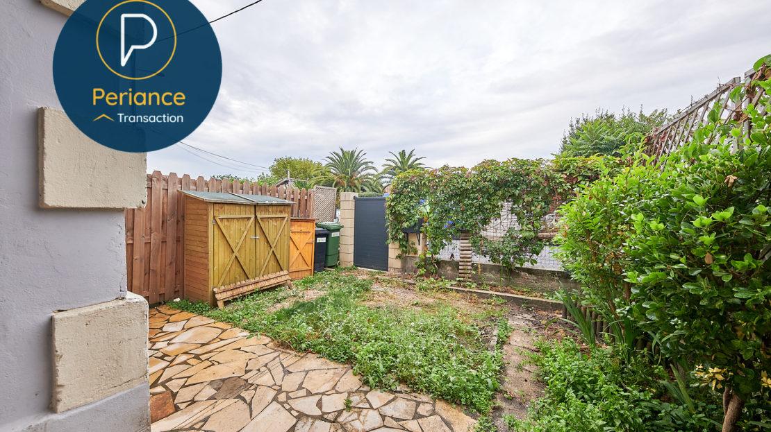 Jardin 2 - Appartement T2 à vendre à Floirac