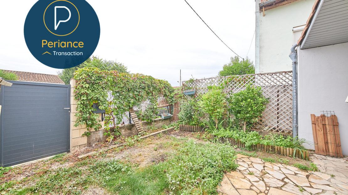 Jardin - Appartement T2 à vendre à Floirac