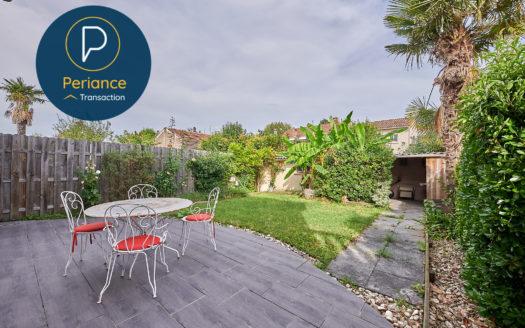 Jardin 3 - Maison à vendre Bordeaux Bastide