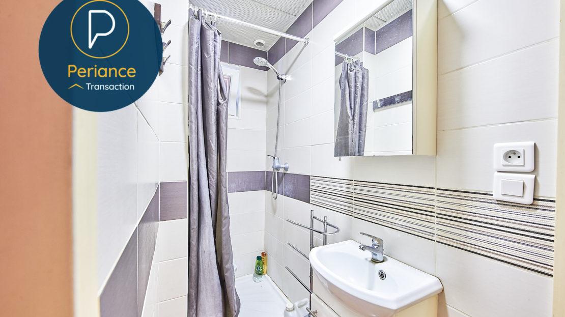 salle d'eau studio - Maison à vendre Bordeaux Bastide