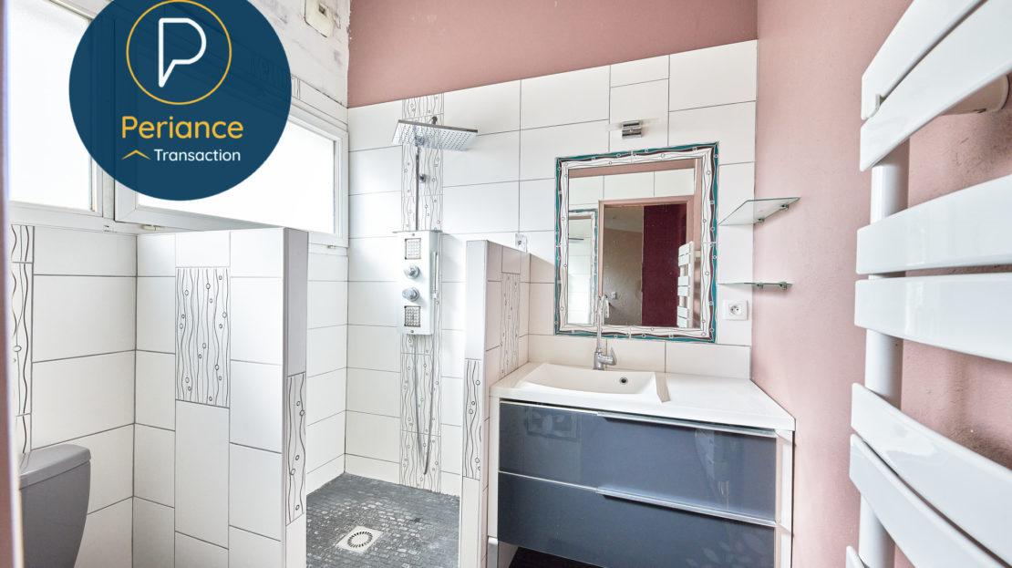 Salle d'eau - Maison à vendre Bordeaux Bastide