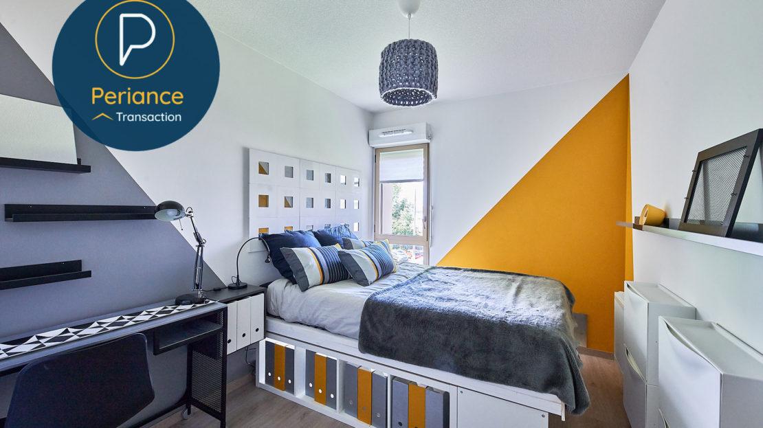 séjour 1.1 - Appartement T3 à vendre à Bordeaux Bassin à Flot