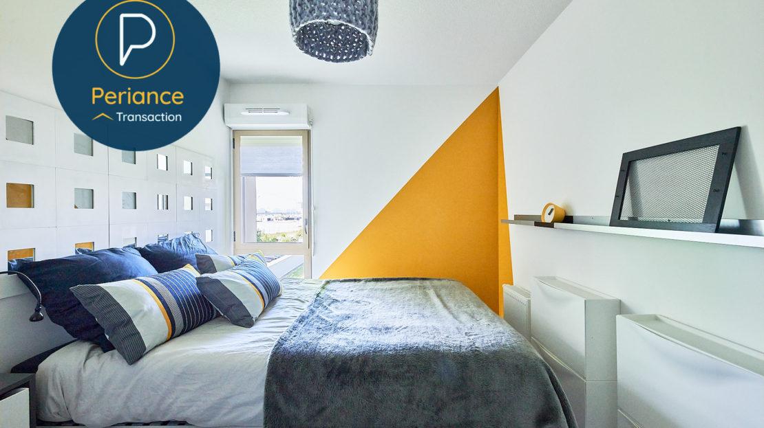 chambre 1 - Appartement T3 à vendre à Bordeaux Bassin à Flot