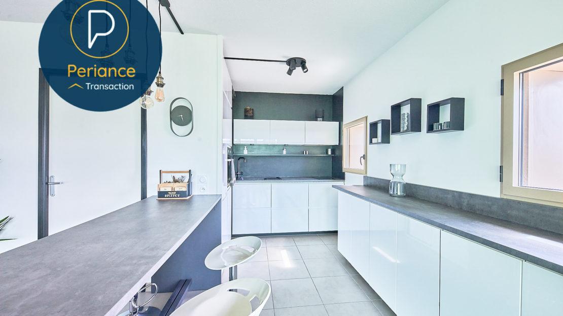 cuisine 2 - Appartement T3 à vendre à Bordeaux Bassin à Flot