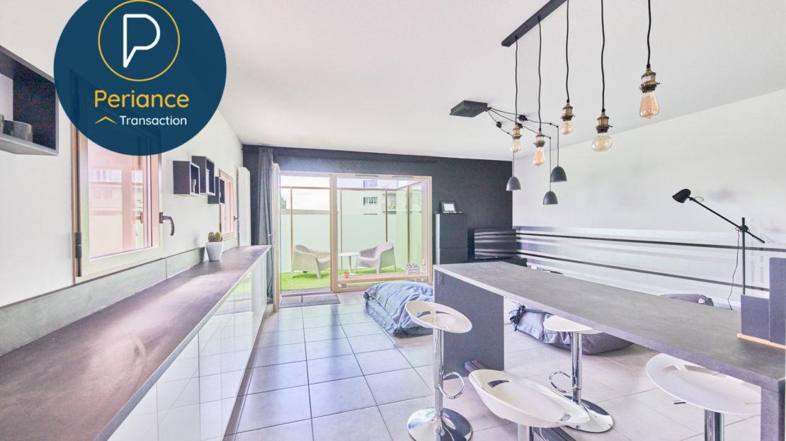 cuisine - Appartement T3 à vendre à Bordeaux Bassin à Flot