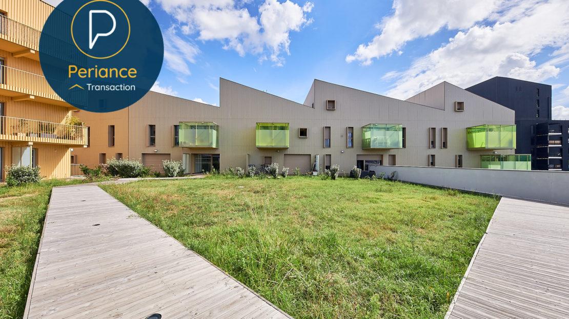 jardin - Appartement T3 à vendre à Bordeaux Bassin à Flot
