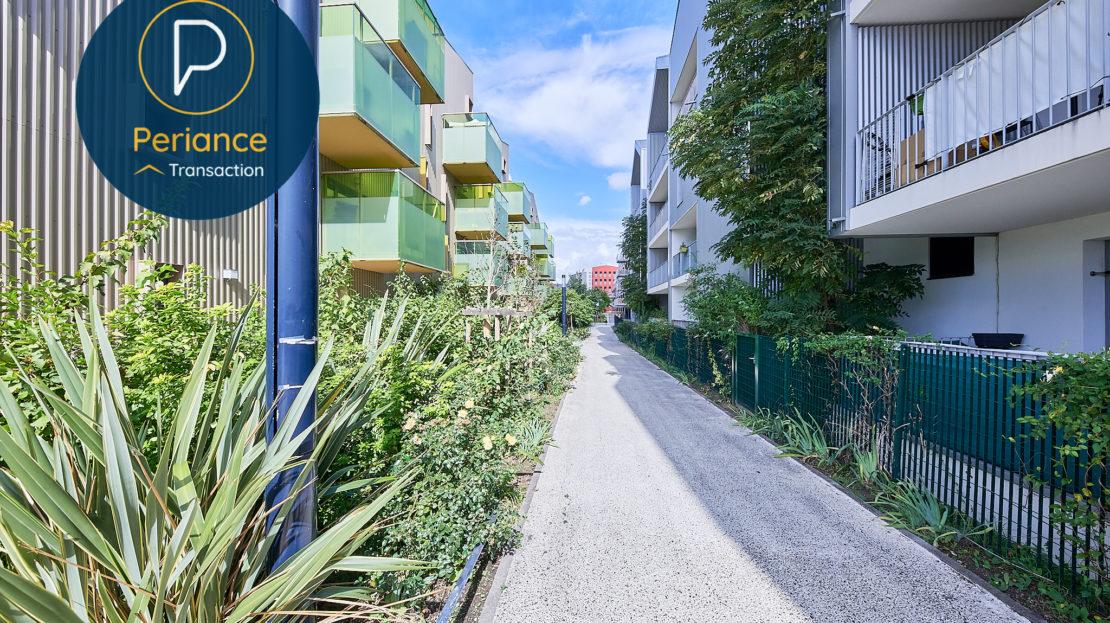 copropriété - Appartement T3 à vendre à Bordeaux Bassin à Flot