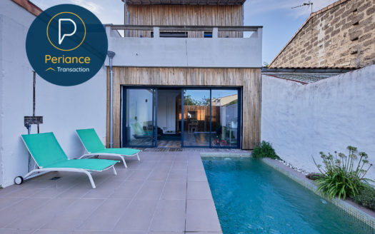 piscine 2 - Maison à vendre avec piscine à Bordeaux Nansouty